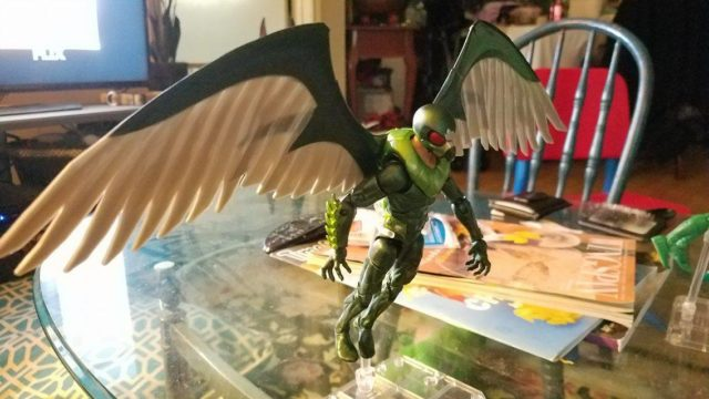 Walmart Exclusive Marvel Legends Vulture Figure with Helmet On