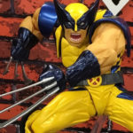 Revoltech Wolverine Figure Painted Photos!