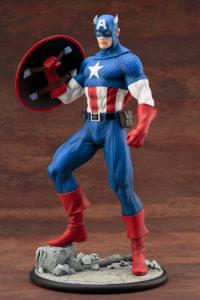 Captain America Modern Myth ARTFX Kotobukiya Statue 2017