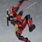 Figma Deadpool Figure Finally Revealed & Photos! DX Version!