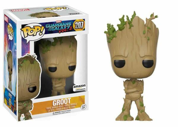 Funko Teenage Groot POP Vinyls Figure Amazon Exclusive