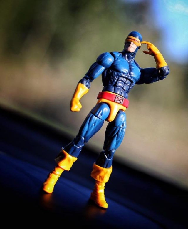 Hasbro X-Men Legends Classic Cyclops Six Inch Figure