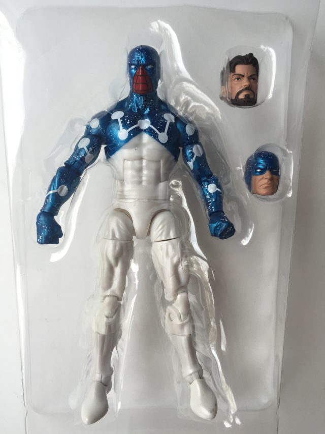 Marvel Legends Captain Universe Spider-Man Figure and Accessories