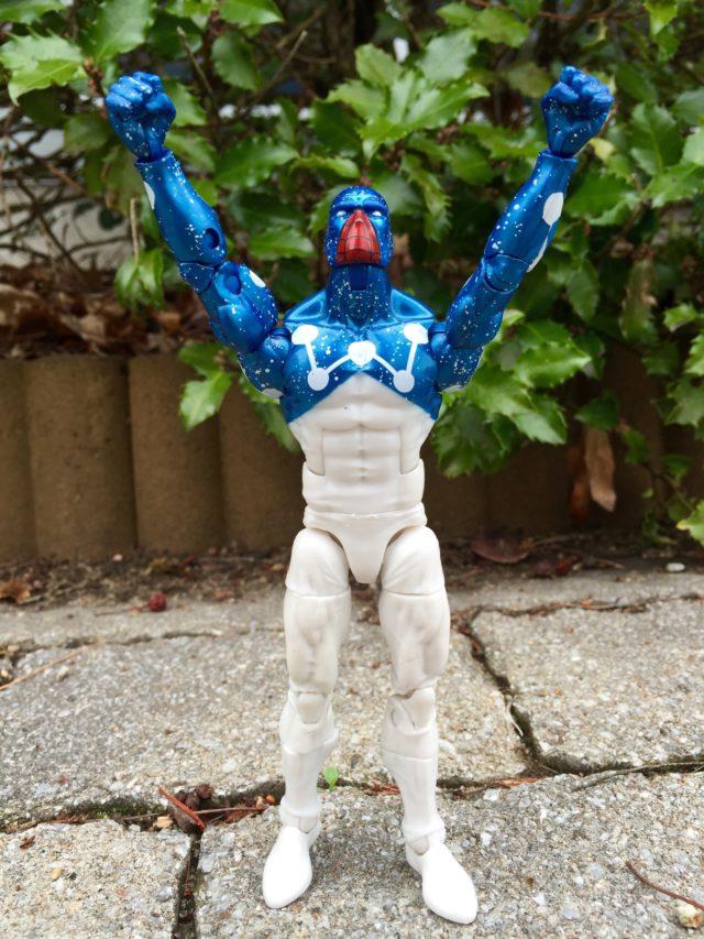 Marvel Legends Cosmic Spider-Man Figure Review