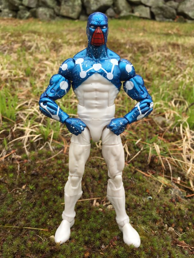 Cosmic Spider-Man Marvel Legends Captain Universe Figure