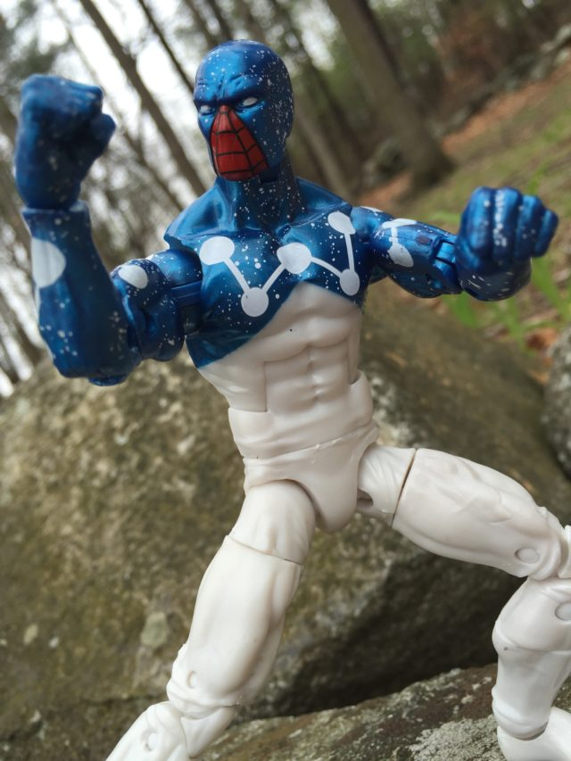 "Review Marvel Legends Cosmic Spider-Man 6"" Figure"