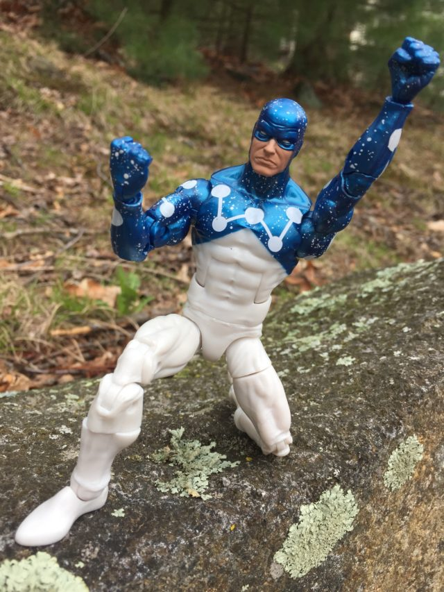 Marvel Legends 2017 Captain Universe Six Inch Figure