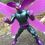 Marvel Legends Spider-Man Homecoming Beetle Review