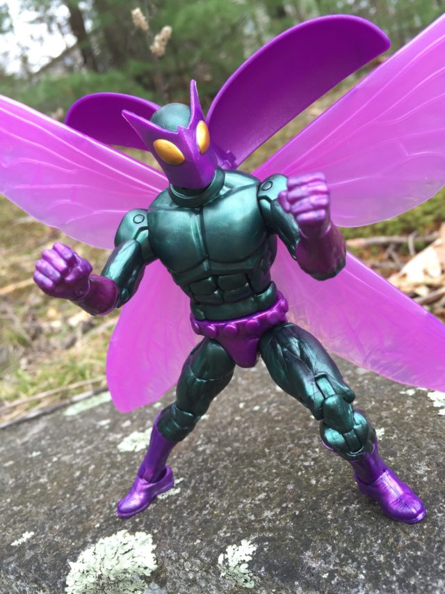 Review Marvel Legends Beetle Figure Spider-Man Homecoming