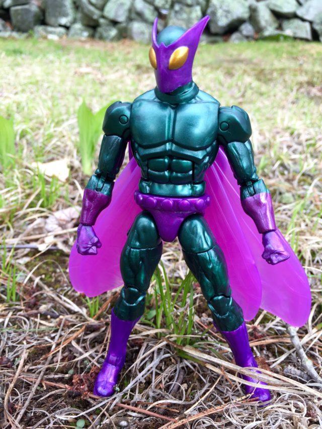 Beetle Marvel Legends 2017 Spider-Man Figure