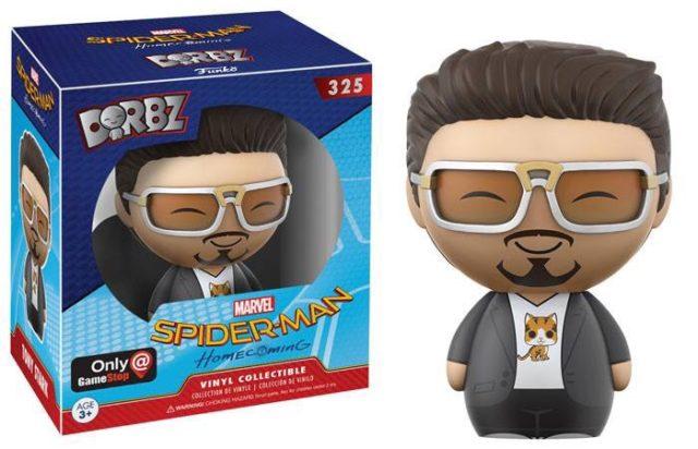 Gamestop Exclusive Funko Tony Stark Dorbz Figure