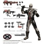Mezco ONE:12 Collective Marvel Exclusives! X-Force!