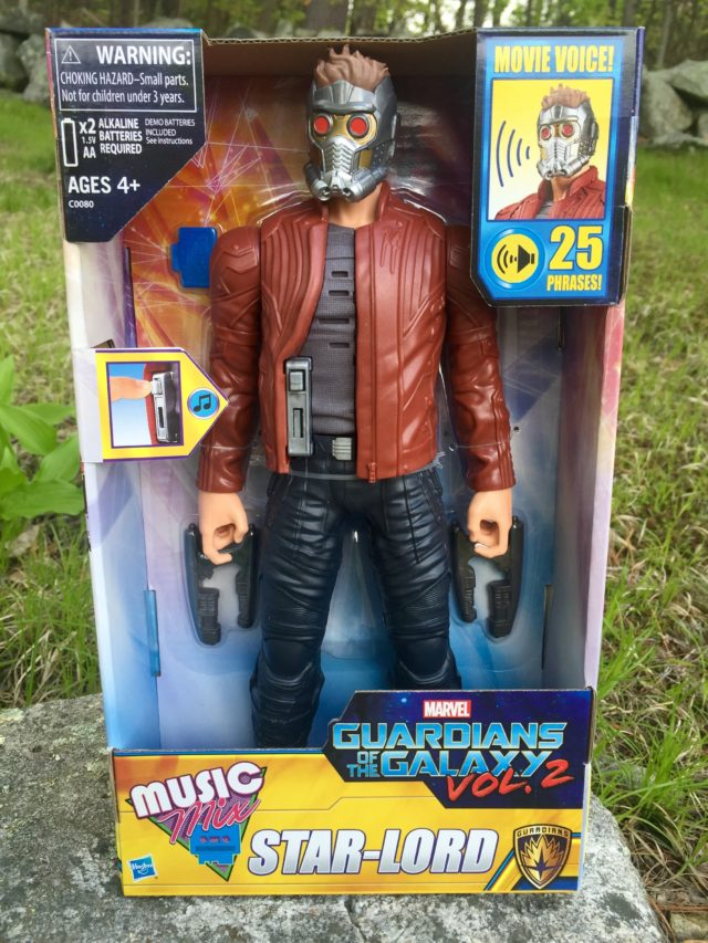 Music Mix Star Lord Review