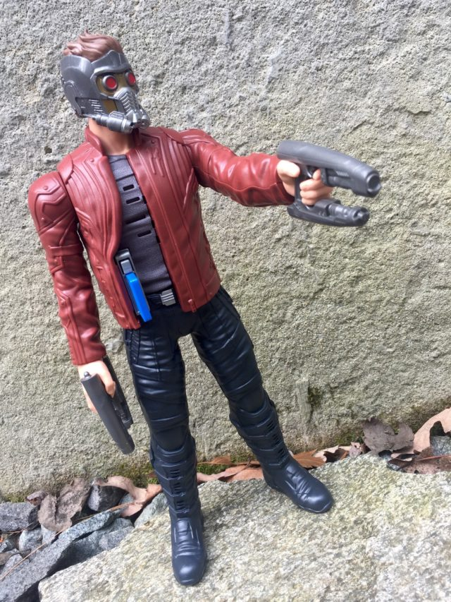Music Mix Star Lord Action Figure Review