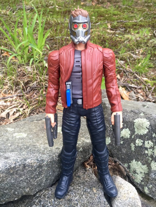 Star-Lord Titan Hero Music Mix 12 Inch Figure