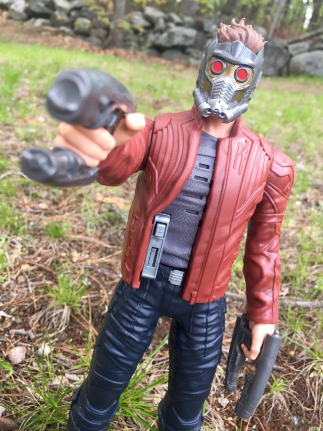 "Review Hasbro Music Mix Star Lord 12"" Figure"