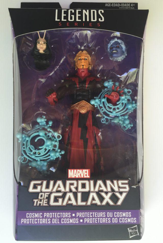 Marvel Legends GOTG Vol. 2 Adam Warlock Packaged