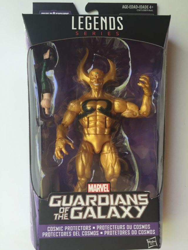 Ex Nihilo Marvel Legends Figure Packaged Hasbro