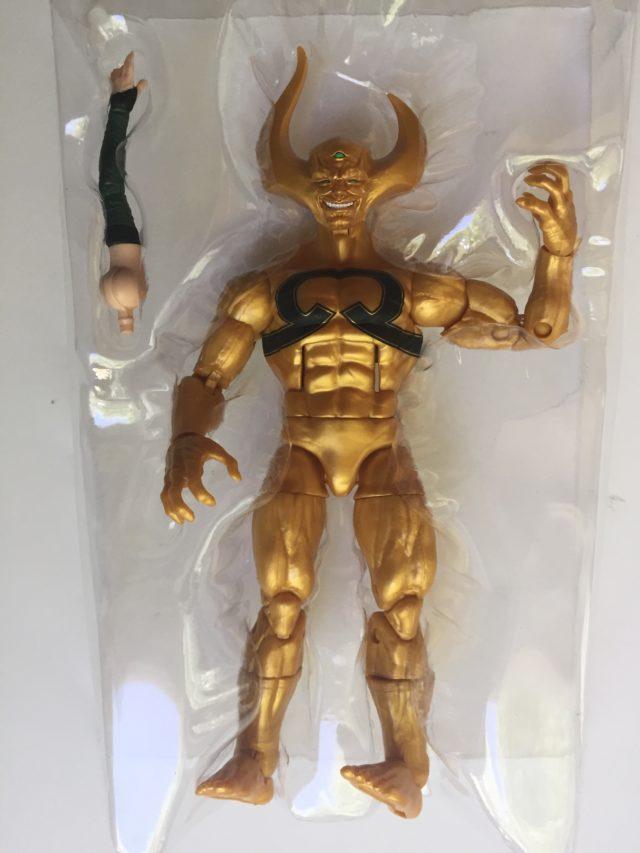 Ex Nihilo Legends Figure and Mantis Build-A-Figure Arm