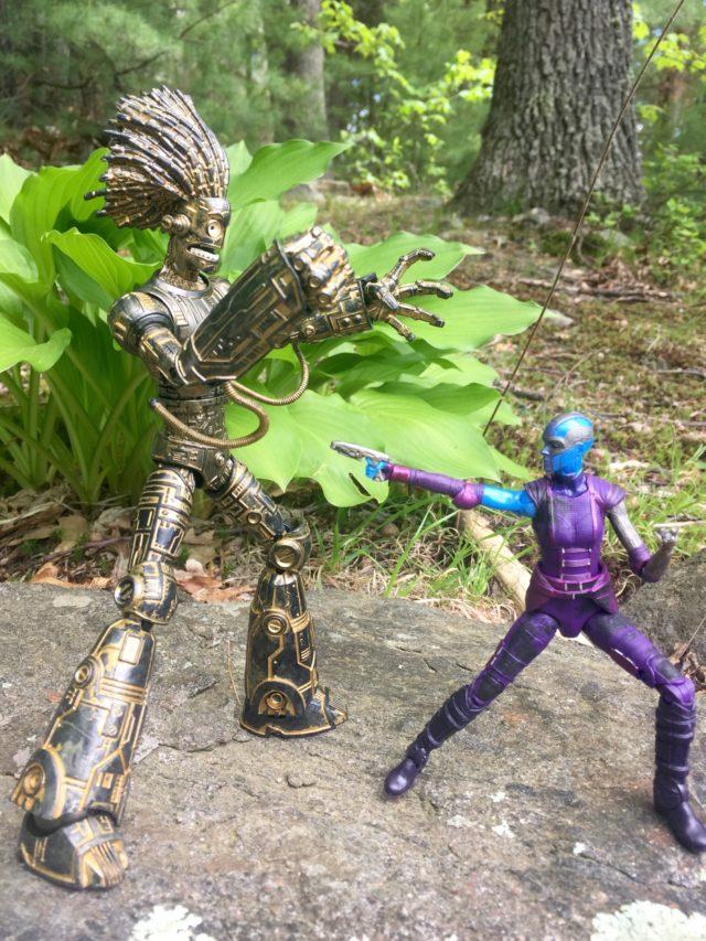 Warlock Marvel Legends 2017 Figure X-Men Series