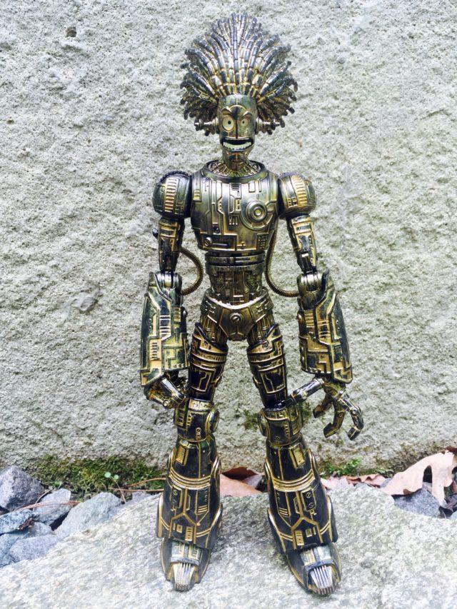 Warlock Marvel Legends Build-A-Figure New Mutants 2017