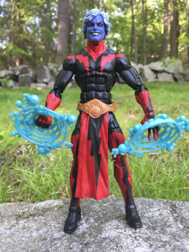 Marvel Legends Magus Figure 2017 with Effects Pieces
