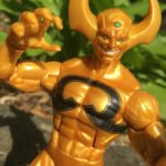 Marvel Legends Ex Nihilo Figure Review GOTG Mantis Series