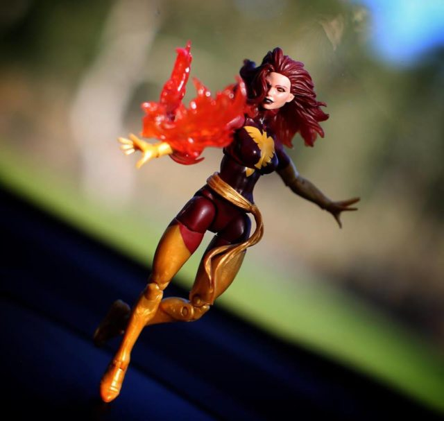 Marvel Legends Exclusive Dark Phoenix Six Inch Figure