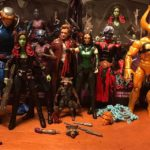 Marvel Legends GOTG Wave 2 Figures Amazon Listings!