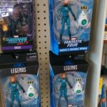 Marvel Legends Exclusives Released! Mary Jane! Invisible Woman!