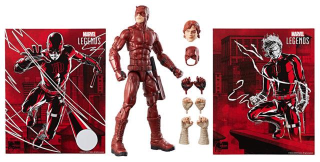 Marvel Legends Series 12-Inch Daredevil Figure SDCC 2017