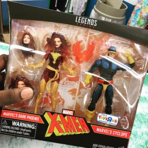 Marvel Legends X-Men Dark Phoenix Cyclops 2-Pack Released