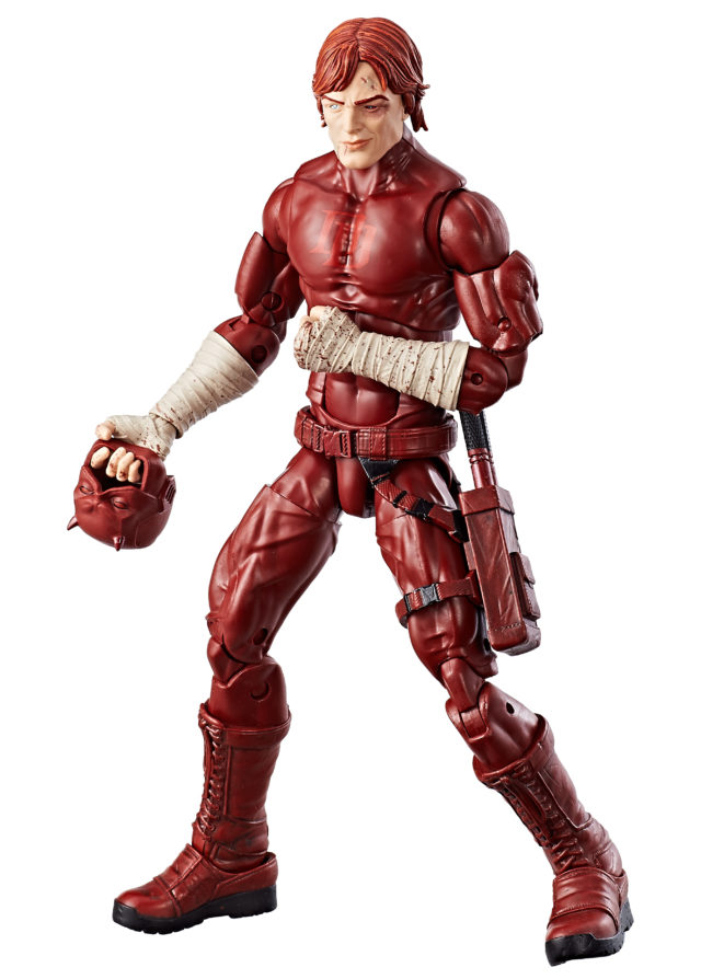Matt Murdock Head on SDCC 2017 Exclusive Marvel Legends 12 Inch Daredevil