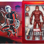 SDCC 2017 Exclusive Marvel Legends Daredevil 12″ Figure!