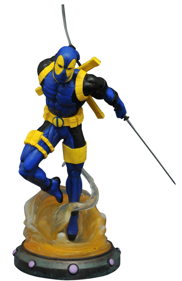 SDCC 2017 Exclusive Marvel Gallery Deadpool Statue X-Men Colors