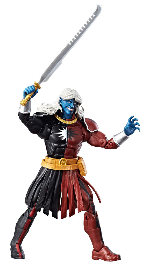 SDCC 2017 Exclusive Marvel Legends Malekith Figure
