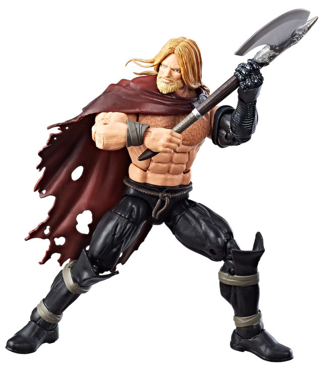 SDCC 2017 Hasbro Marvel Legends Odinson Thor Figure Exclusive