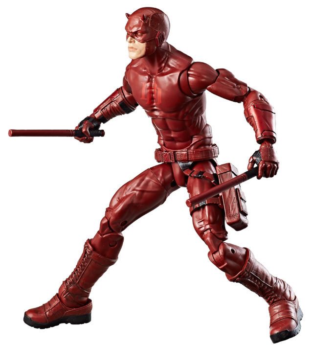 San Diego Comic Con 2017 Exclusive Daredevil Marvel Legends 12 Inch Figure