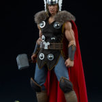 Sideshow Thor Sixth Scale Figure Photos & Order Info! Thor Frog!