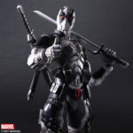 Play Arts Kai X-Force Deadpool Figure Revealed & Photos!