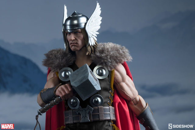 Thor Sideshow Collectibles Sixth Scale Figure