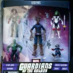 Toys R Us Exclusive Marvel Legends Guardians of the Galaxy Set!