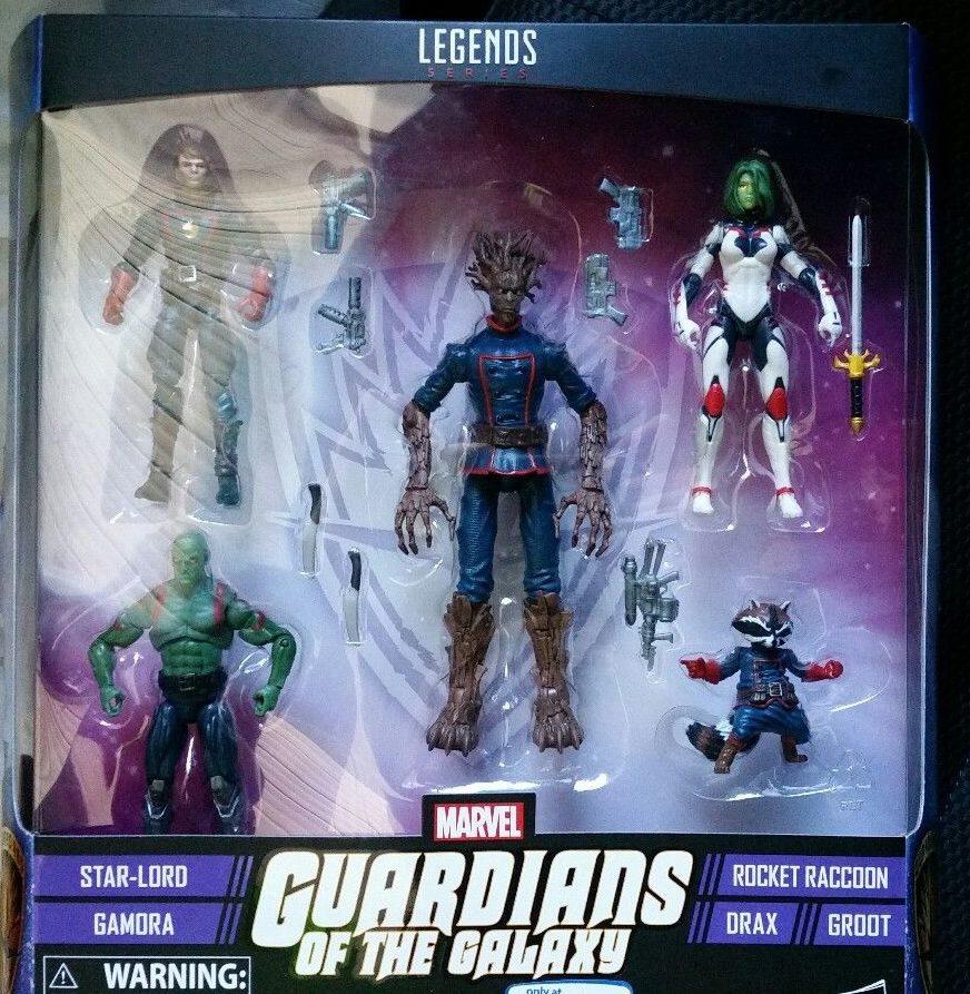 Marvel Toys R Us : Marvel universe quot figures page hisstank