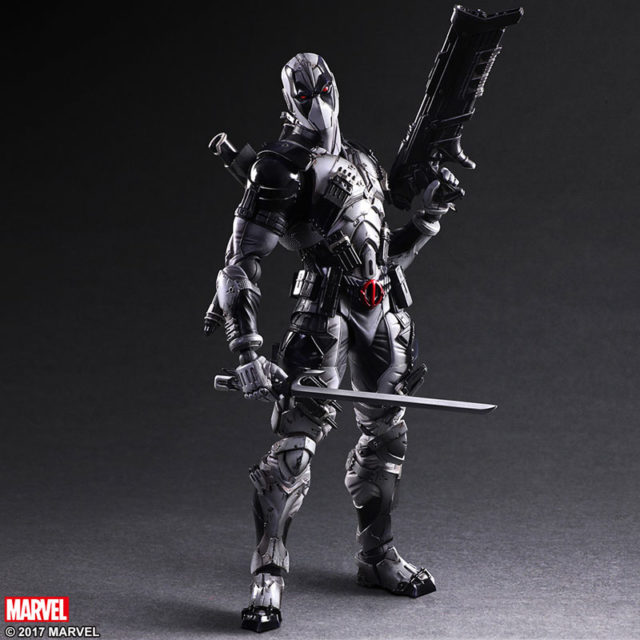 X-Force Deadpool Play Arts Kai 10 Inch Figure