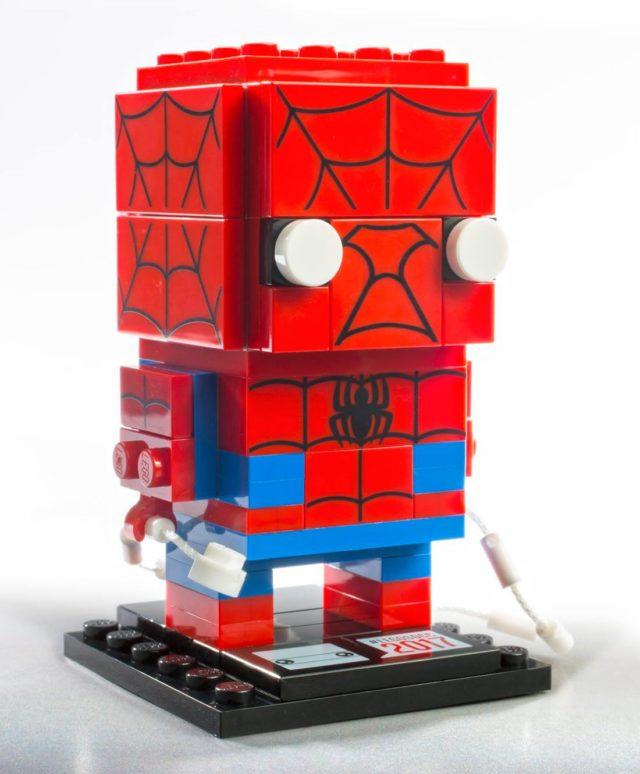 41497 LEGO Spider-Man BrickHeadz Figure SDCC 2017 Exclusive