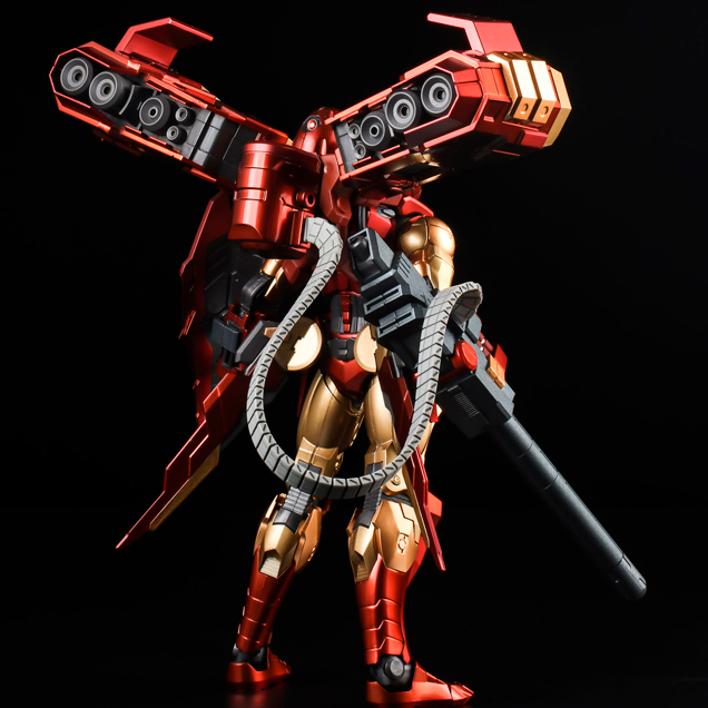 Back-of-Iron-Man-House-of-M-Sentinel-Figure
