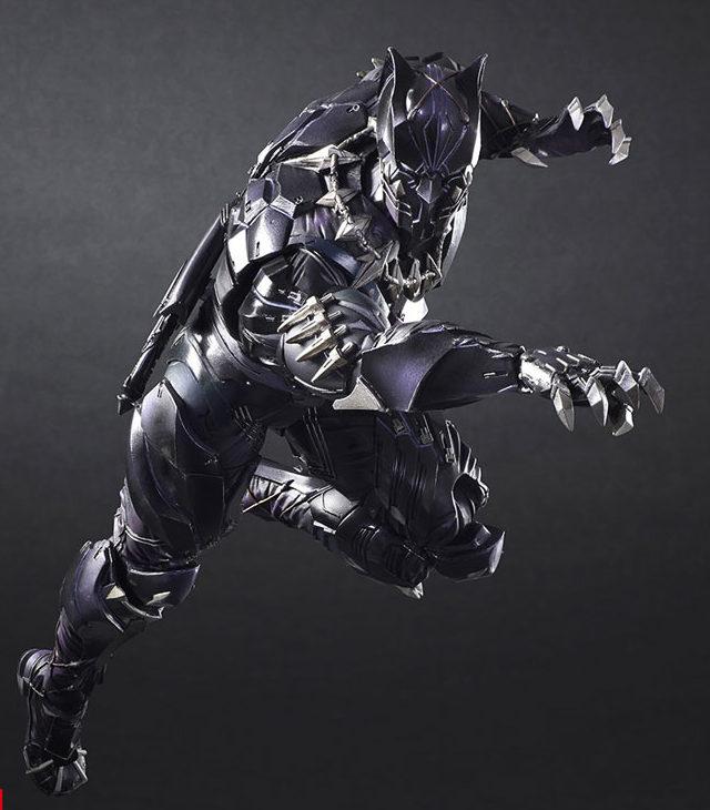 Black Panther Play Arts Kai Action Figure Square-Enix