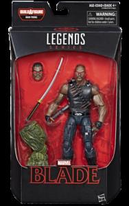 Blade Marvel Legends 2017 Figure Packaged