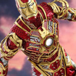 Hot Toys Exclusive Shades & Retro Bones Iron Man Up for Order!