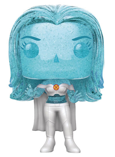 Funko POP Diamond Emma Frost Vinyl Figure Previews Exclusive